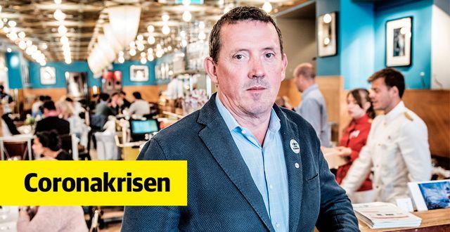 Krogägaren PG Nilsson Tomas Oneborg/SvD/TT / TT NYHETSBYRÅN