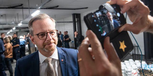 Mikael Damberg.  Johan Nilsson/TT / TT NYHETSBYRÅN
