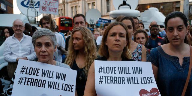 Londonbors blir inte tysk