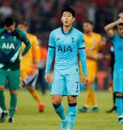 Tottenhams Son Heung-Min. JOHN SIBLEY / TT NYHETSBYRÅN