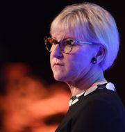 Margot Wallström  Henrik Montgomery/TT / TT NYHETSBYRÅN