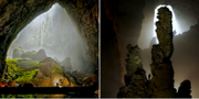 Son Doong-grottan har kallats ett underverk som saknar motstycke och lockar tusentals besökare till Vietnam varje år. sondoongcave.org