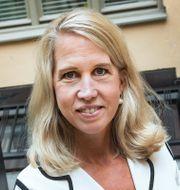 Helena Stjernholm, vd för Industrivärden.  Tomas Oneborg / SvD / TT / TT NYHETSBYRÅN