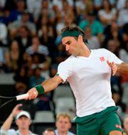 Roger Federer. RODGER BOSCH / AFP