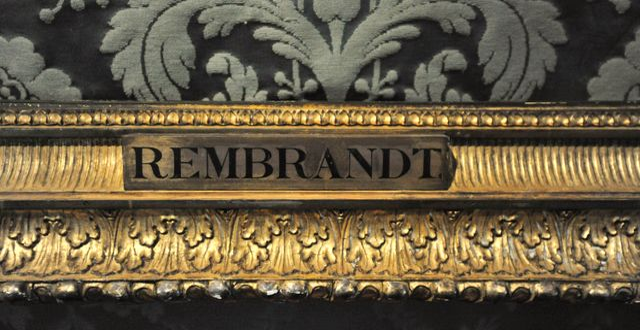 En ny Rembrandt-målning kan ha upptäckts, och den finns i Sverige Josh Reynolds / TT NYHETSBYRÅN/ NTB Scanpix