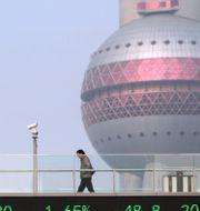 Aventura har säte i Shanghai. Paul Traynor / TT NYHETSBYRÅN