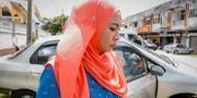 Rabiah binti Ibrahim från Malaysia är en av dem som skadats av Takatas felaktiga krockkuddar. Lim Huey Teng / TT / NTB Scanpix