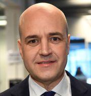 Fredrik Reinfeldt/Michael Bloomberg TT