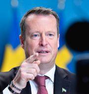 Anders Ygeman (S).  Jessica Gow/TT / TT NYHETSBYRÅN