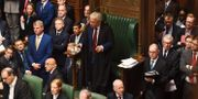 Talmannen John Bercow i parlamentet idag. JESSICA TAYLOR / UK PARLIAMENT