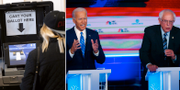 Förtidsröstare i Ohio/Joe Biden och Bernie Sanders TT