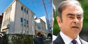 Bostaden i Tokyo där Carlos Ghosn satt i husarrest.  TT