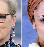 Meryl Streep och Zadie Smith. TT