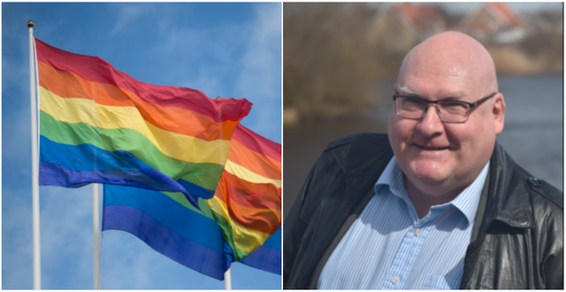 Torbjörn Ekelund, ordförande för Liberalerna i Svalöv.  TT/Liberalerna.