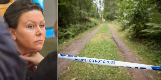 Johanna Möller dömdes till livstids fängelse  TT