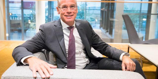 Larsen, Håkon Mosvold / TT NYHETSBYRÅN