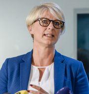 Elisabeth Svantesson, 25 juni 2015. Anders Wiklund/TT / TT NYHETSBYRÅN