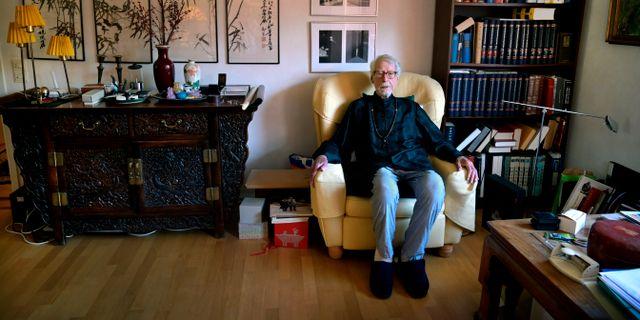 Göran Malmqvist. Janerik Henriksson/TT / TT NYHETSBYRÅN