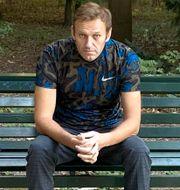 Arkivbild. Aleksej Navalnyj. TT NYHETSBYRÅN