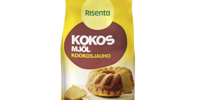 Kokosmjöl som innehåller metallspån dras tillbaka av tillverkaren PAULIG/TT / TT NYHETSBYRÅN