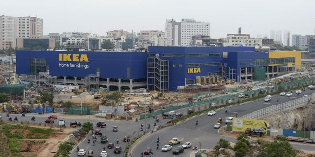 Ikea planerar butik mitt i london efter kritik