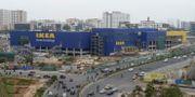 Arkivbild: Ikeas varuhus i indiska Hyderabad.  NOAH SEELAM / AFP