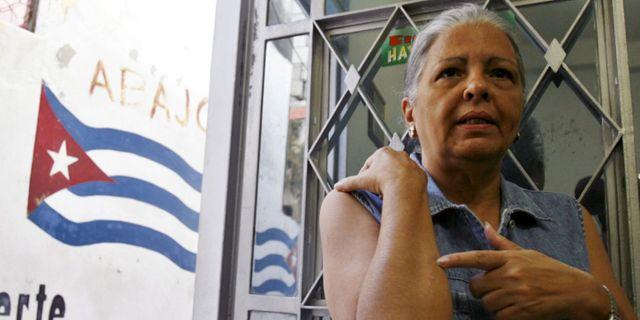 Oklar framtid for kubas dissidenter