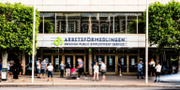 Arbetsförmedlingens kontor i Malmö. TT