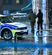 Polisinsats i Malmö/Arkivbild Johan Nilsson/TT / TT NYHETSBYRÅN