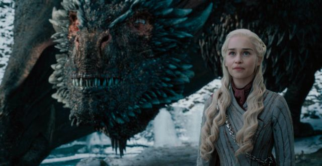 "Daenerys Targaryen i ""Game of thrones"". Helen Sloan / TT NYHETSBYRÅN/ NTB Scanpix"