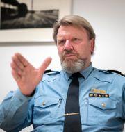 Ulf Boström. Thomas Johansson/TT / TT NYHETSBYRÅN