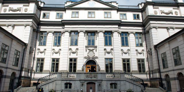 Högsta domstolen i Stockholm. Lars Pehrson / SvD / TT / TT NYHETSBYRÅN