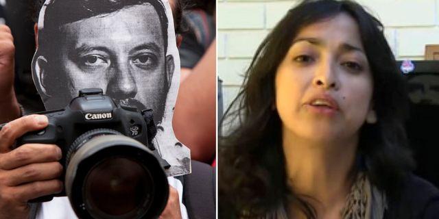 Journalist greps for mord han skrivit om 3