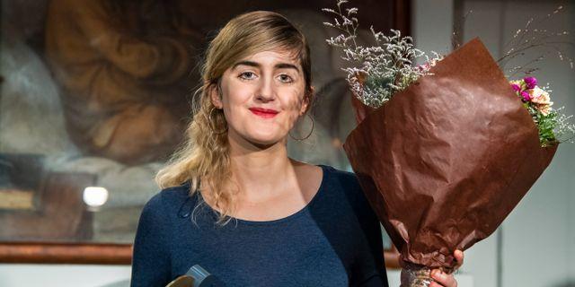 Matilda Gustavsson. Claudio Bresciani/TT / TT NYHETSBYRÅN