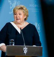 Solberg Gorm Kallestad / TT NYHETSBYRÅN