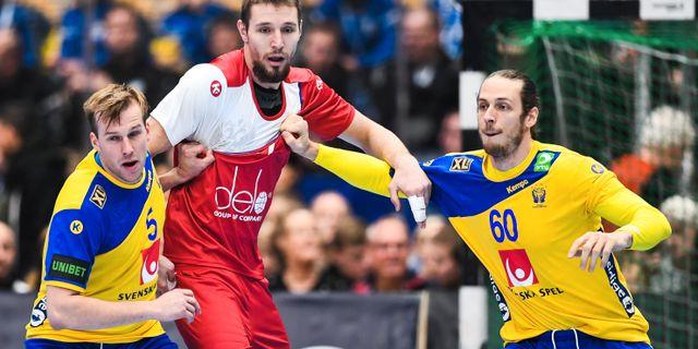 Kim Ekdahl Du Rietz till höger DANIEL STILLER / BILDBYR N
