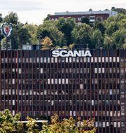 Scania, Getinge, Ericsson. TT