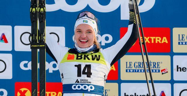 Sprintoverraskningen Svahn Kor Inte I Tour De Ski