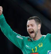 Andreas Palicka. Petr David Josek / TT NYHETSBYRÅN