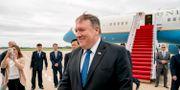 Arkivbild: Mike Pompeo besökte Pyongyang i juli.  Andrew Harnik / TT NYHETSBYRÅN/ NTB Scanpix