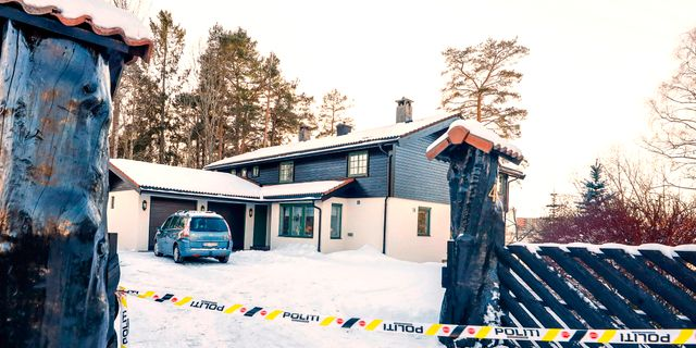 Familjens hem i Fjellhamar. FREDRIK HAGEN / NTB Scanpix