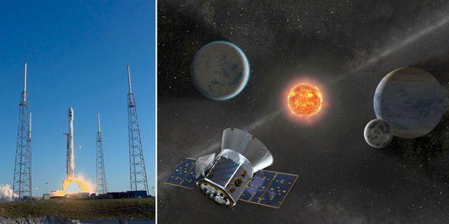 Nya satelliter larmar om klimathot