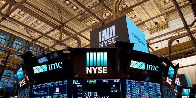497846e800f Lugn öppning i New York – S&P jagar nytt rekord - Omni