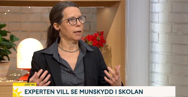 Åsa Wheelock Nyhetsmorgon