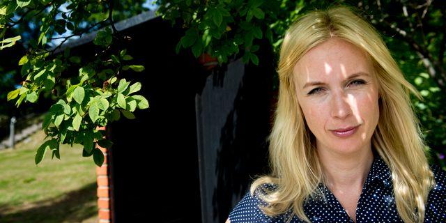 Jenny Strömstedt  PONTUS LUNDAHL / TT / TT NYHETSBYRÅN