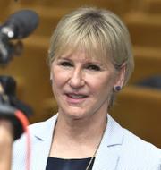 Margot Wallström. TT.
