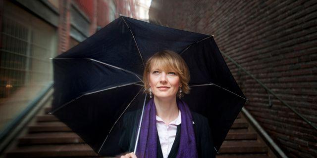 Kristina Sandklef. Arkivbild. Yvonne Åsell / SvD / TT / TT NYHETSBYRÅN