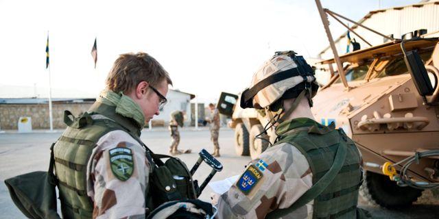 Alliansen forlang svenska insatsen i afghanistan