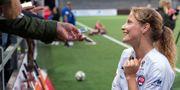 Anna Anvegård. Johan Nilsson/TT / TT NYHETSBYRÅN