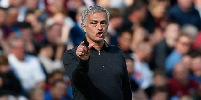 José Mourinho.  IAN KINGTON / AFP
